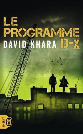 Couverture Le programme D-X