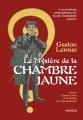 Couverture Le Mystère de la chambre jaune Editions Omnibus 2018