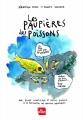 Couverture Les paupières des poissons Editions La plage 2018