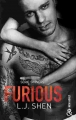 Couverture Sinners, tome 4 : Furious Editions Harlequin (&H - New adult) 2018