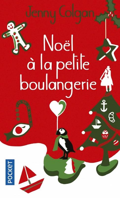 Couverture La Petite Boulangerie, tome 3 : Noël à la petite boulangerie