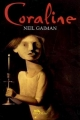 Couverture Coraline Editions Albin Michel 2003