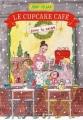 Couverture Le Cupcake café sous la neige Editions Prisma 2018