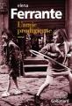 Couverture L'Amie prodigieuse, tome 1 Editions Gallimard  (Du monde entier) 2016