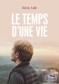 Couverture Le temps d'une vie Editions Bergamef 2018