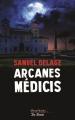 Couverture Arcanes médicis Editions de Borée (Marge noire) 2018