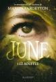 Couverture June, tome 1 : Le Souffle Editions Rageot (Poche) 2018