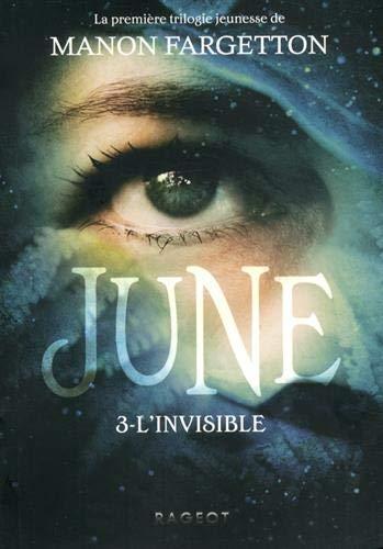 Couverture June, tome 3 : L'Invisible
