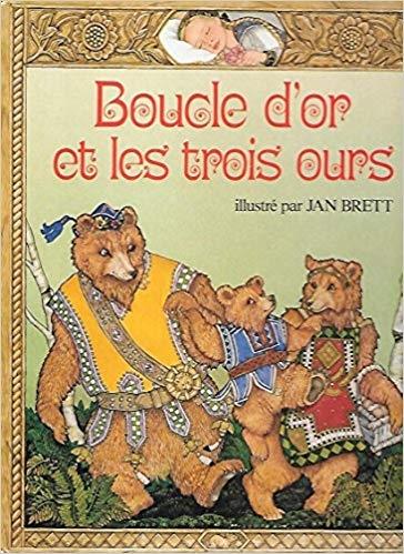 Couverture Boucle d'Or et les trois ours