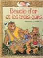 Couverture Boucle d'Or et les trois ours Editions Gautier-Languereau (Albums) 1995