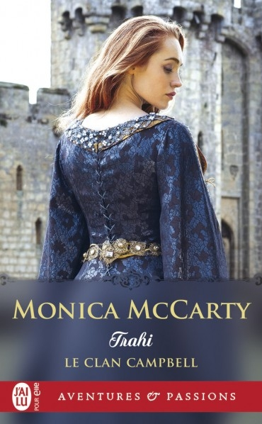 Couverture Le clan Campbell, tome 3 : Trahi