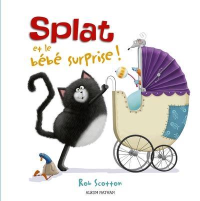 Couverture Splat et le bébé surprise !