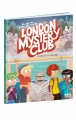 Couverture London Mystery Club : A Mummy on the Tube Editions ABC Melody 2018