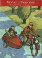 Couverture Monsieur Personne Editions Gallimard  (Lecture junior) 1996