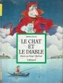 Couverture Le Chat et le diable Editions Gallimard  1990