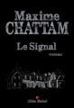 Couverture Le Signal Editions Albin Michel 2018