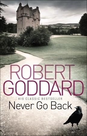 Couverture Never Go Back