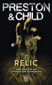 Couverture Relic Editions J'ai Lu (Thriller) 2010