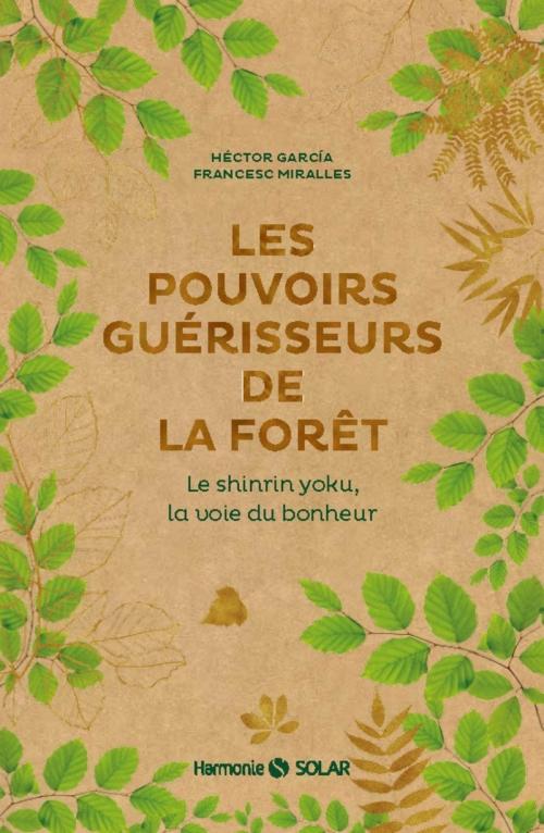 Couverture Les pouvoirs guérisseurs de la forêt