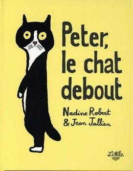Couverture Peter, le chat debout