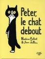 Couverture Peter, le chat debout Editions Little Urban 2018