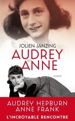 Couverture Audrey et Anne