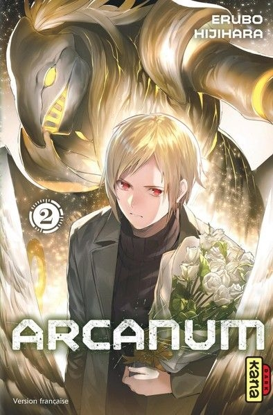Couverture Arcanum, tome 2