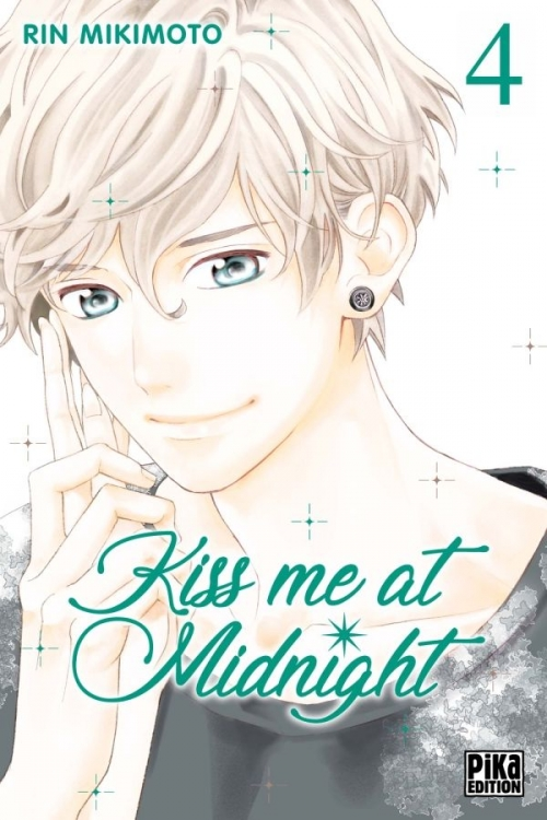 Couverture Kiss me at midnight, tome 4