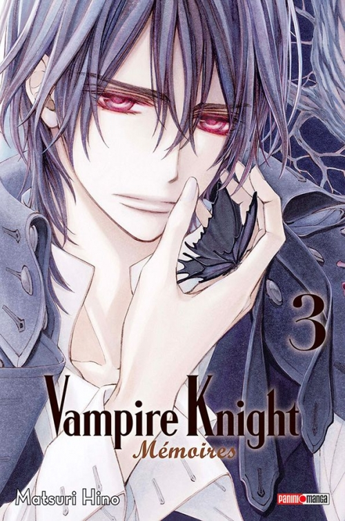 Couverture Vampire Knight : Mémoires, tome 3