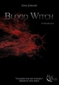 Couverture Blood Witch, intégrale Editions Plume blanche 2019