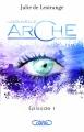 Couverture La nouvelle arche, tome 1 Editions Michel Lafon 2018