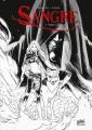 Couverture Sangre, tome 1 : Sangre la survivante Editions Soleil 2016