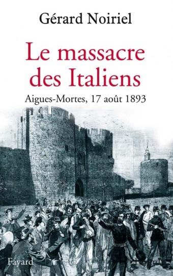 Couverture Le Massacre des Italiens