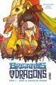 Couverture Brigands & dragons, tome 1 : Dans la gueule du dragon Editions Hi comics 2018