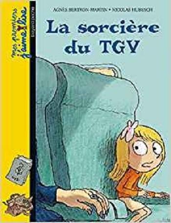 Couverture La sorcière du TGV