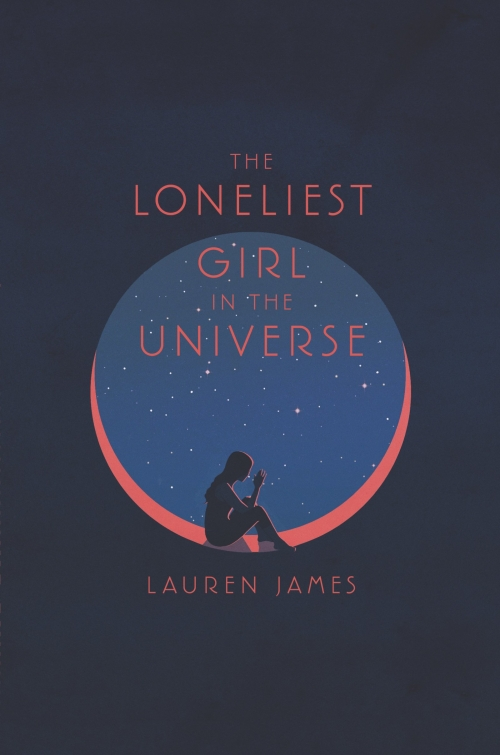 Couverture The loneliest girl in the universe