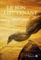 Couverture Le bon lieutenant Editions Gallmeister (Americana) 2019
