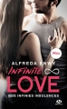 Couverture Infinite love, tome 2 : Nos infinies insolences Editions Milady (New Adult) 2018