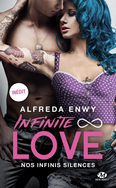 Couverture Infinite love, tome 3 : Nos infinis silences