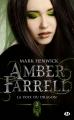 Couverture Amber Farrell, tome 2 : La voix du dragon Editions Milady 2018