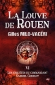 Couverture La louve de Rouen Editions du 38 (38 rue du polar) 2018