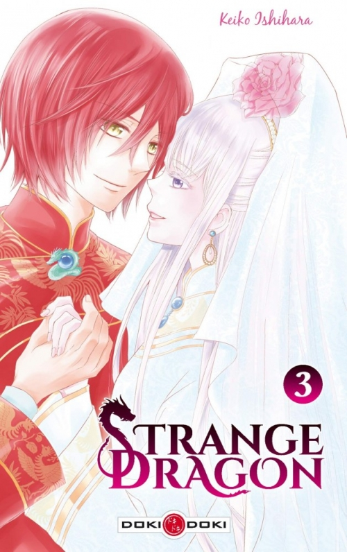 Couverture Strange Dragon, tome 3