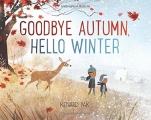 Couverture Au revoir l'automne, bonjour l'hiver... Editions Henry Holt & Company 2017