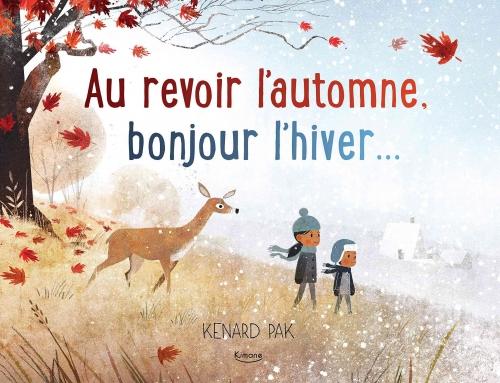 Couverture Au revoir l'automne, bonjour l'hiver...