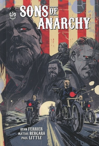 Couverture Sons of Anarchy, tome 6