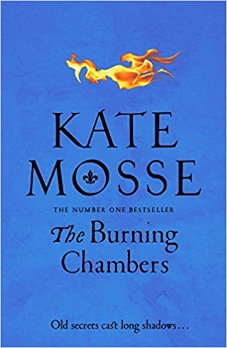 Couverture The Burning Chambers