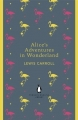 Couverture Alice au pays des merveilles, Alice à travers le miroir Editions Penguin books (English library) 2012