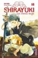 Couverture Shirayuki aux cheveux rouges, tome 18 Editions Kana (Shôjo) 2018
