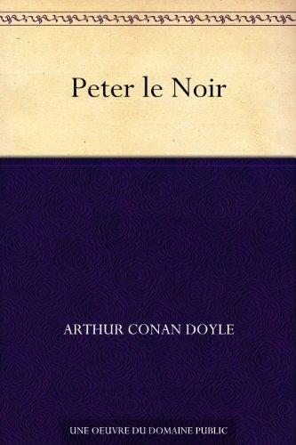 Couverture Peter le Noir