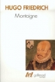 Couverture Montaigne Editions Gallimard  (Tel) 1984